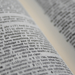 Synonyms Dictionary online